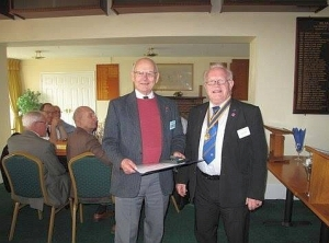 Weston Rotary Club PHF Presentation