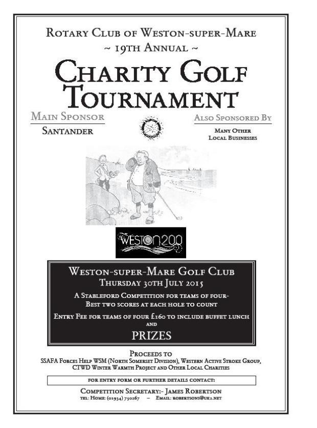 Charity Golf 15