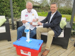 Waterbox Donation