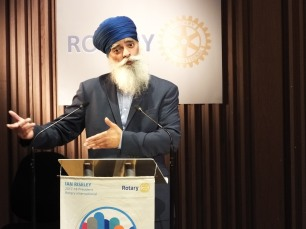 Ravi Singh Khalsa Aid