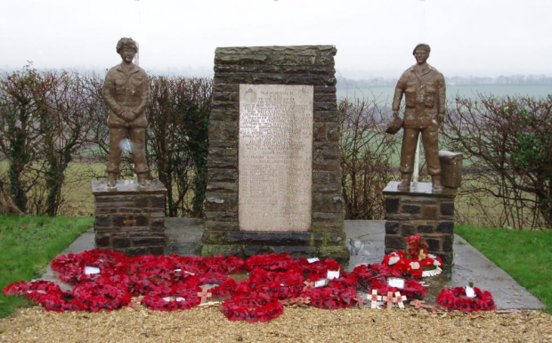 Enhanced Double Hills Memorial, Dec 2009