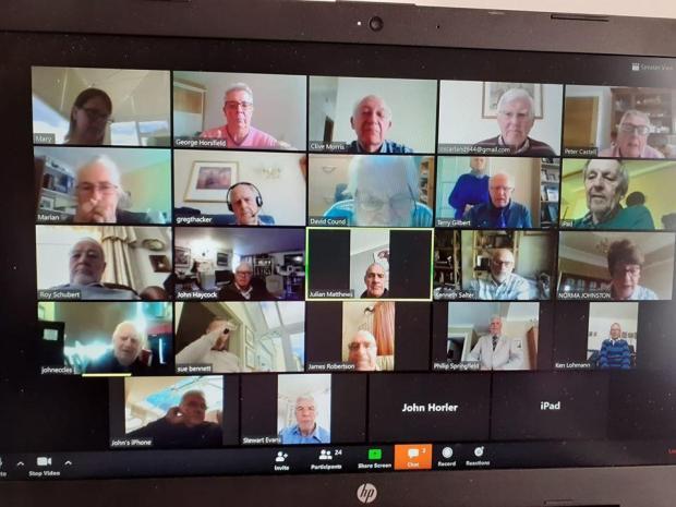 Zoom Meeting 3-4-20